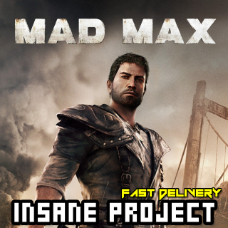 Mad Max Steam Key GLOBAL