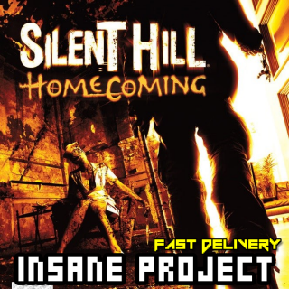 Silent Hill Homecoming (PC/Steam) 𝐝𝐢𝐠𝐢𝐭𝐚𝐥 𝐜𝐨𝐝𝐞 / 🅸🅽🆂🅰🅽🅴 𝐨𝐟𝐟𝐞𝐫! - 𝐹𝑢𝑙𝑙 𝐺𝑎𝑚𝑒
