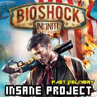 Bioshock Infinite Steam Key GLOBAL