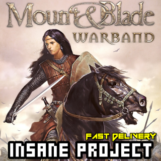 Mount & Blade: Warband ✅[STEAM][CD KEY][REGION:GLOBAL][DIGITAL DELIVERY FAST AND SAFE]✅