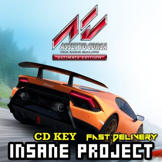 Assetto Corsa Ultimate Edition Steam Key GLOBAL