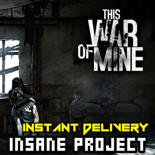 This War of Mine ✈INSTANT DELIVERY