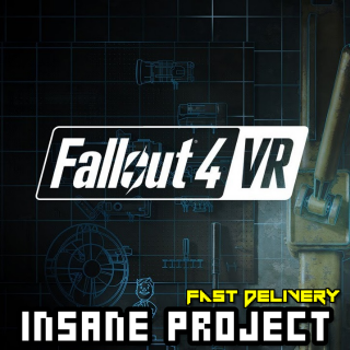 Fallout 4 VR Steam Key PC GLOBAL