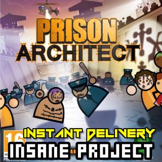 Prison Architect ✈INSTANT_DELIVERY