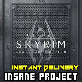 The Elder Scrolls V: Skyrim Legendary Edition (PC/Steam