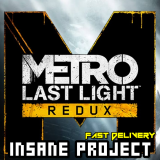 Metro: Last Light Redux Steam Key GLOBAL[Fast Delivery]