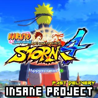 Naruto Shippuden: Ultimate Ninja Storm 4 Steam Key GLOBAL
