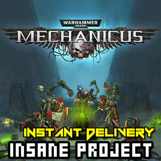 Warhammer 40,000: Mechanicus ✈INSTANT_DELIVERY