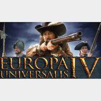 Europa Universalis IV - Base Game