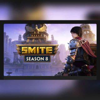 SMITE: Season 8 Starter Pass
