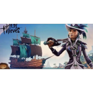 Sea of Thieves: Nightshine Parrot Bundle (Microsoft Perk)