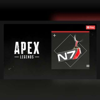 Apex Legends N7 Charm