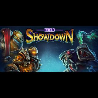 FORCED SHOWDOWN Steam Key GLOBAL