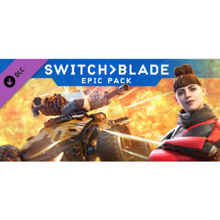 Switchblade - Epic Pack (DLC) Steam Key GLOBAL