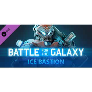 Battle for the Galaxy - Ice Bastion Pack (DLC) Steam Key GLOBAL