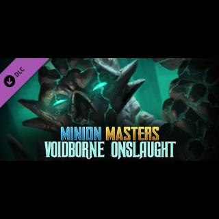 Minion Masters - Voidborne Onslaught (DLC) Steam Key GLOBAL