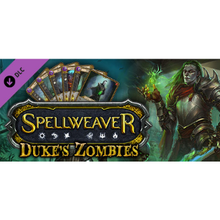 Spellweaver - Duke's Zombies Deck (DLC) Steam Key GLOBAL