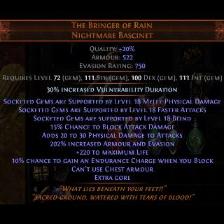 Armor | Legacy Bringer of Rain