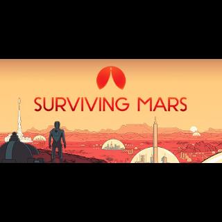 Surviving Mars Steam CD Key Global Games / Steam