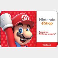 $20.00 Nintendo eShop (AUTO DELIVERY) (US)
