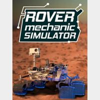 Rover Mechanic Simulator (Instant Delivery) | Steam