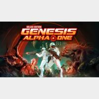 Genesis Alpha One Deluxe Edition (Instant Delivery) | Steam