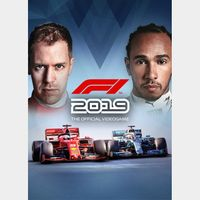 F1 2019 (Instant Delivery) | Steam