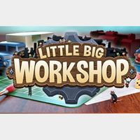 Little Big Workshop (Instant Delivery) | Steam