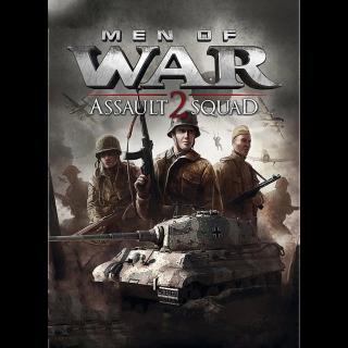 MEN OF WAR: ASSAULT SQUAD 2 - WARCHEST EDITION (Instant Delivery)   Steam