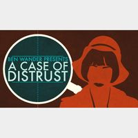 A Case of Distrust (Instant Delivery) | Steam