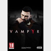 Vampyr (Instant Delivery) | Steam