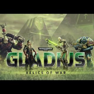 Warhammer 40,000: Gladius - Relics of War (Instant Delivery) | Steam