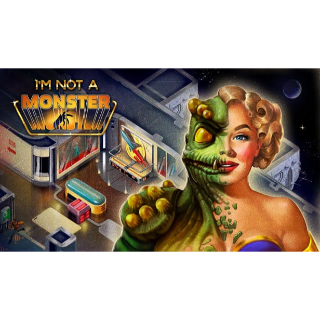 I'm Not A Monster (Instant Delivery) | Steam