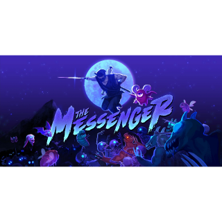 The Messenger (Instant Delivery)   Steam