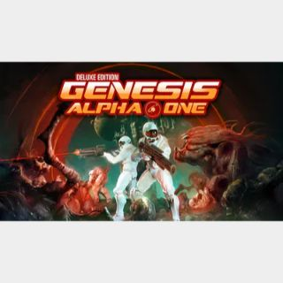 Genesis Alpha One Deluxe Edition (Instant Delivery)   Steam