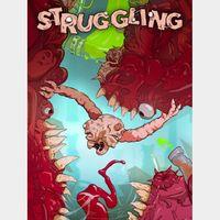 Struggling (Instant Delivery)   Steam