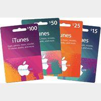$50.00 iTunes | USD | Insta Delivery