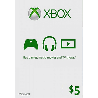 b1ed35a9da 5  Xbox Live Gift Card -Auto Delivery - Xbox Gift Card Gift Cards - Gameflip