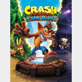 Crash Bandicoot N. Sane Trilogy {STEAM INSTANT} CHEAP!
