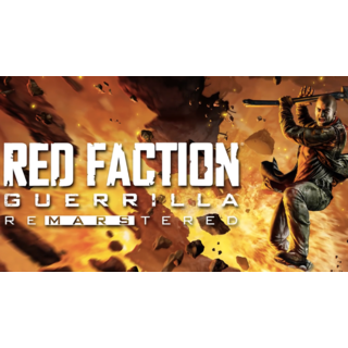 Red Faction Guerrilla Re-Mars-tered (Steam)