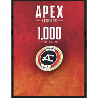Apex Legends - Apex Coins XBOX LIVE 1000 Points Key GLOBAL