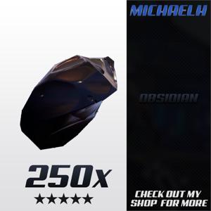 Obsidian Ore | 250x