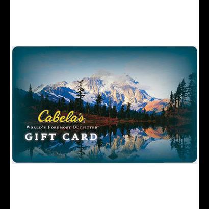deals on cabelas gift cards