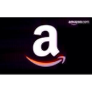 $50.00 Amazon (5x10$)INSTANT DELIVERY