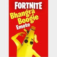 Code | FORTNITE BHANGRA BOOGIE