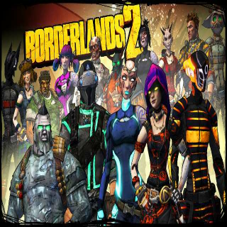 Bundle | All Skins And Heads Bl2