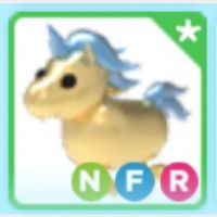 Pet   NFR GOLDEN UNICORN -REBO