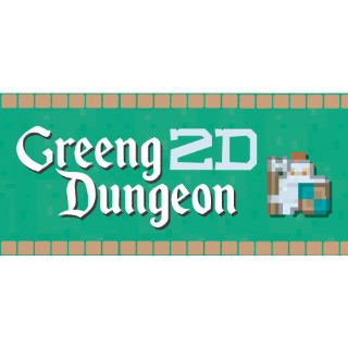 Greeng 2D Dungeon |Steam Key Instant|