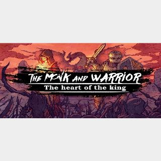 The Monk and the Warrior: The Heart of the King  Steam Key Instant 