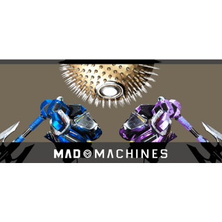 Mad Machines: Founder's Weapons pack |Steam Key Instant|